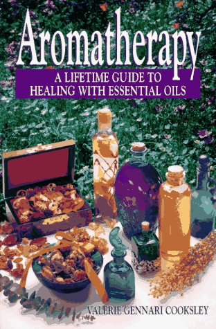 This is the book I started with when I was beginning with essential oils and aromatherapy!