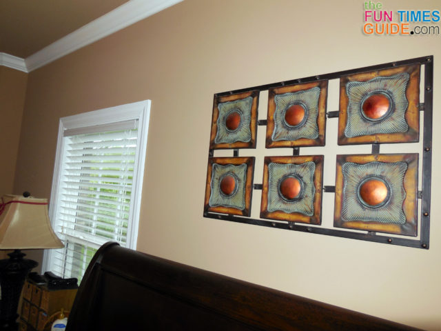 Metal Wall Decor For Bedroom : Metal wall art ideas for every room in your house fun