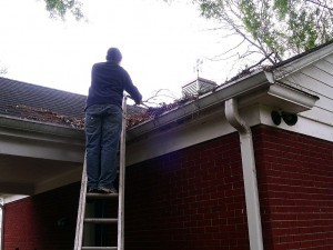 Here's a list of the best gutter cleaning tools that make this household chore even easier. photo by by NathanReed on Flickr