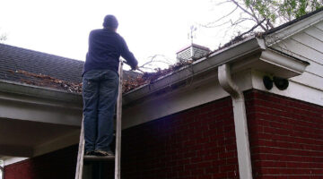 Here is a list of the best gutter cleaning tools that make this household chore even easier. photo by by NathanReed on Flickr