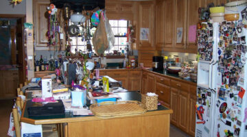 How I Organized My Kitchen – Tips & Videos For Organizing The Kitchen Yourself