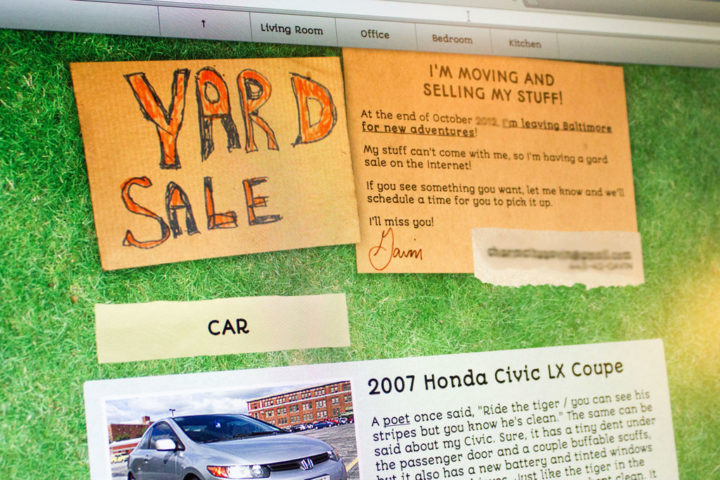 How To Make Creative Yard Sale Signs That Attract Attention