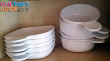 Why I Love Corningware Grab-Its: Snack Plates & Bowls With Handles