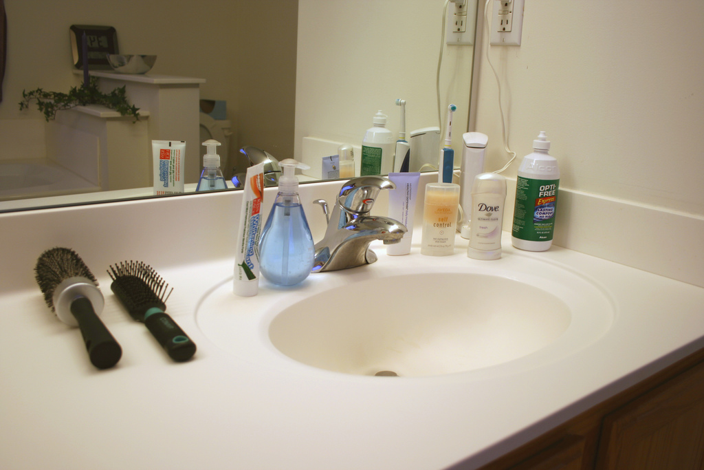 How To Clean Marble Countertops Bathroom Vanities Without Scratching And Dulling Fun Times