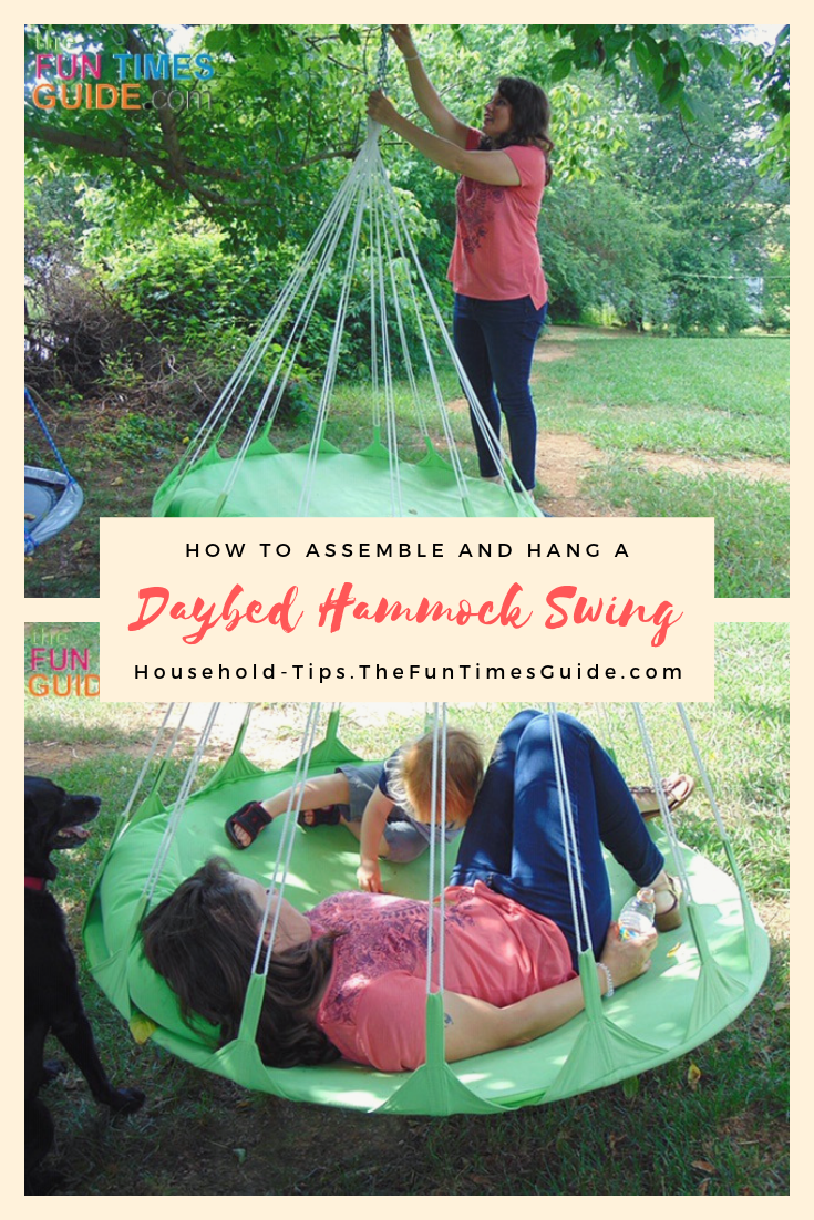 My Sorbus Hanging Daybed Swing Review: A Kid-Friendly Family-Style Hammock Swing Chair For Indoor/Outdoor Use