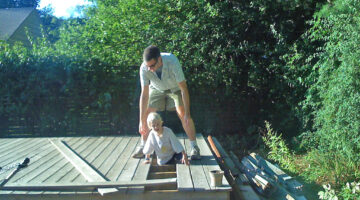 Not Using Your Inground Swimming Pool Anymore? A Pool Deckover Saves Money & Gives You Back Usable Space