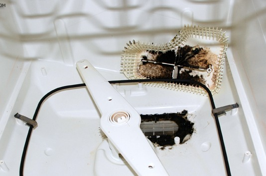How To Fix A Dishwasher That Won T Drain Water See How I