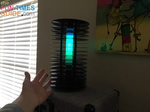 See how I made this vinyl record wireless speaker glow lamp.
