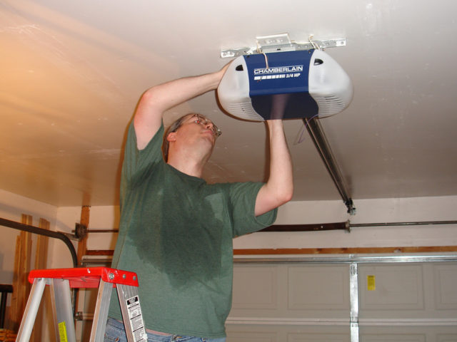 garage door opener repair. Garage-door-opener-repair-by-Wyscan.jpg Garage Door Opener Repair