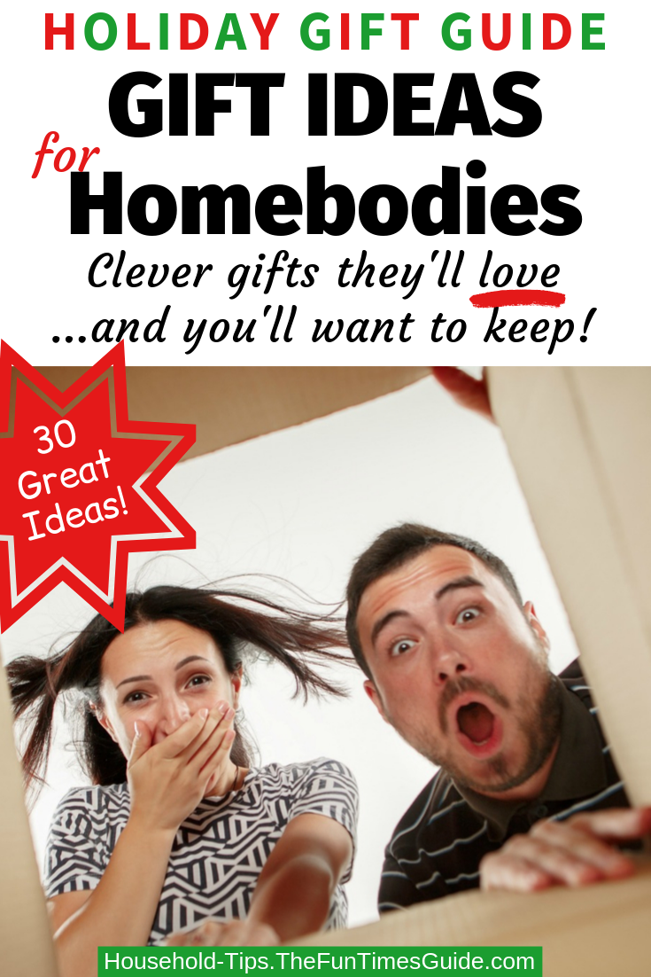 The Ultimate Holiday Gift Guide For Homebodies: 30 Items They Probably Won't Buy For Themselves And You'll Definitely Want To Keep For Yourself!
