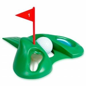 Golf anyone? This door stop is a fun golf game too! (Ball included.)