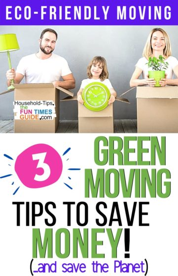 3 green moving tips to save money... and the planet!
