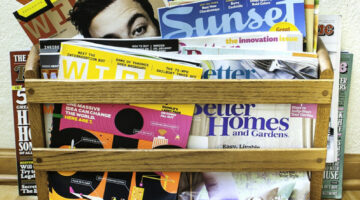 My Favorite Home & Organization Magazines