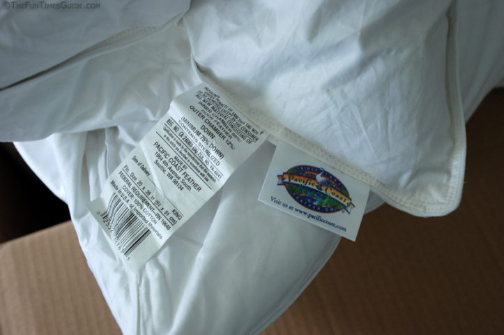 Hampton Inn Hotel Pillows Worth Every Down Filled Moment The