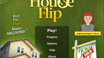 Play 'House Flip' Online (Free) To Test Your Skill At Flipping Houses