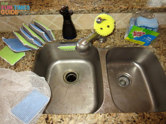 How To Clean A Sponge: 4 Most Effective Ways To Kill Germs ...