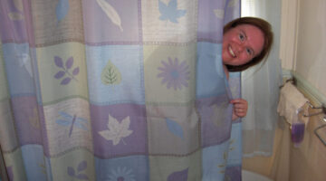 How To Clean A Vinyl Shower Curtain Liner