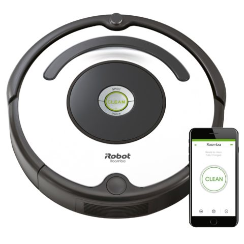 Robot vacuum cleaners are great... especially when you have pets!