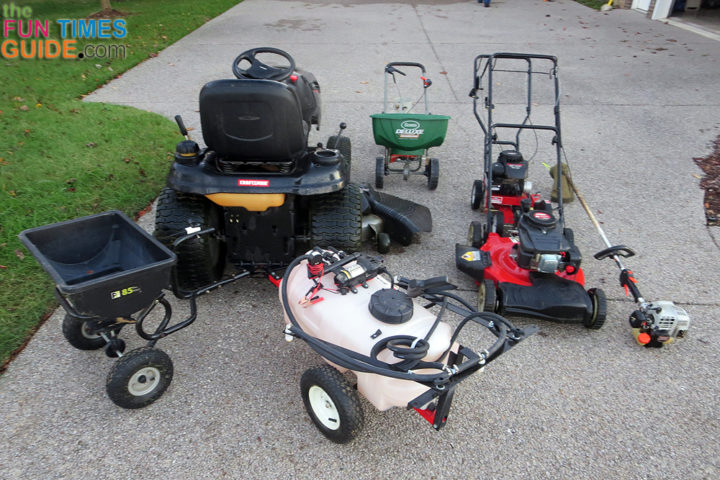 Image gallery lawn equipment for Garden equipment for sale