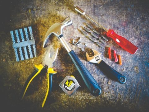 a basic list of tools every homeowner should own