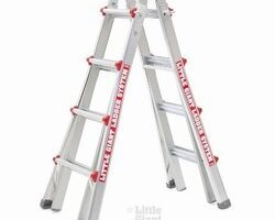 Why The Little Giant Ladder Is The Best Ladder We've Ever Used