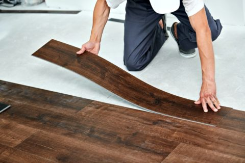 I'm a flooring installer, and I get asked a lot of questions about luxury vinyl flooring.