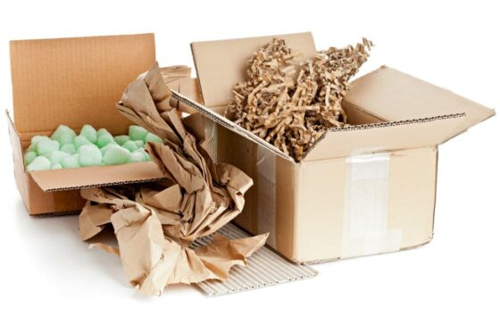 Save the planet by reusing moving boxes and packing supplies!