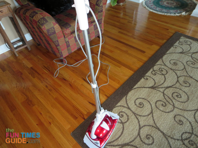 ... Steam Cleaning Hardwood Floors + A Review Of Monster Steam Mop vs Bona