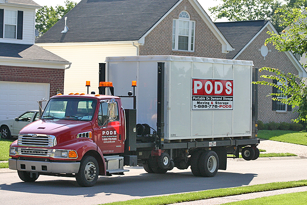 How Does Pod Storage Work How Much Do Storage Pods Cost