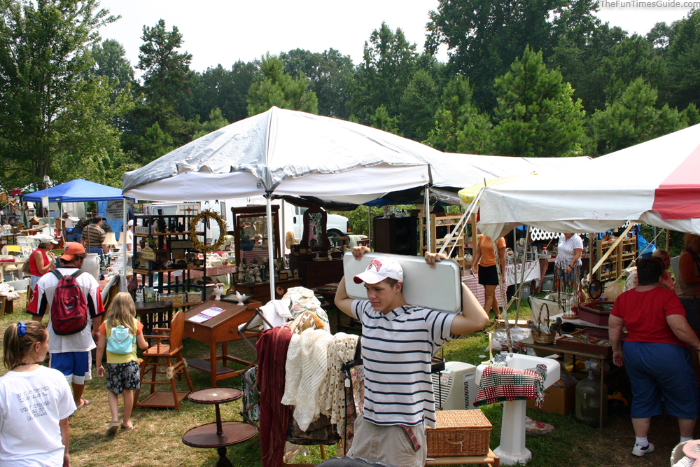 Biggest And Best Yard Sales In America | The Household Tips Guide