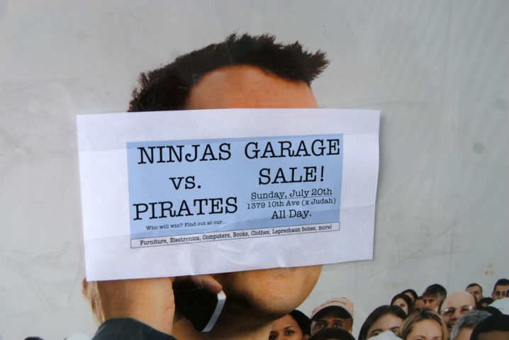 Garage Sale Posting Tips: Wondering Where To Post Garage