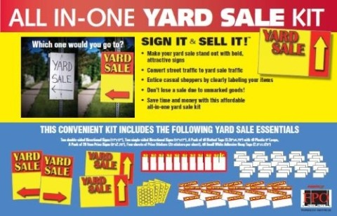 Tips For Pricing Yard Sale Items