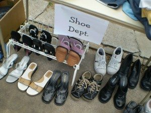 yard-sale-shoes-for-sale