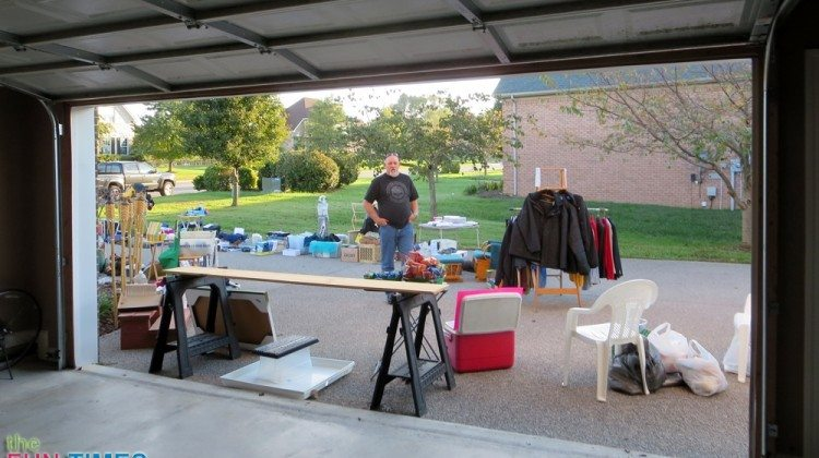 yard-sale-tables